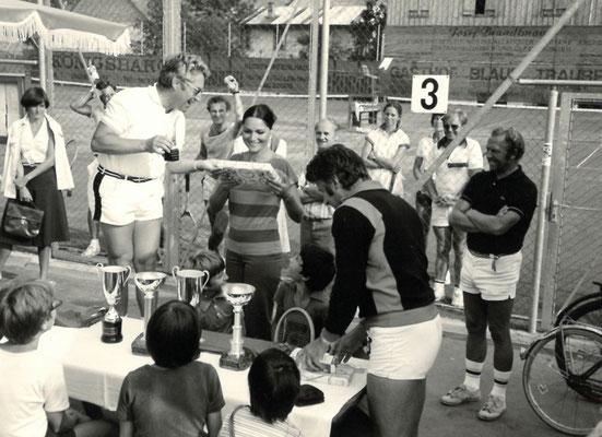 Pfingsturnier 1977