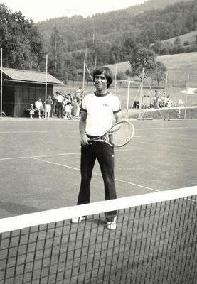 Trainer Fritz Schramböck