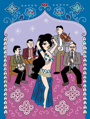 書籍「はじめてのイスタンブール」(スペースシャワーネットワーク刊)2009
