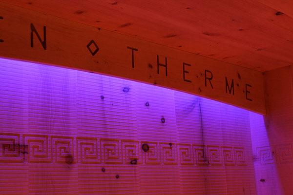 indirekte LED-Beleuchtung mit Farbwechsler