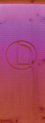 Infrarotkabine | Gefräßtes Luttinger Logo