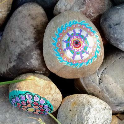 Steine für den OGV