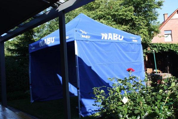 Unser neuer NABU Pavillion