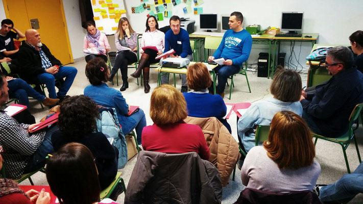 Desarrollamos formaciones y otros aspectos de educación activa
