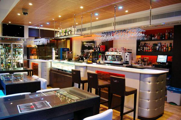 Reformas de restaurantes   GASTROBAR GRUPO VERTICE