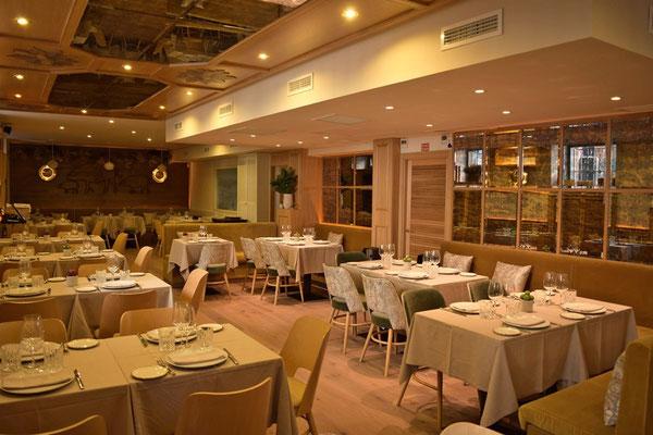 Reformas de restaurantes    RESTAURANTE 5 JOTAS SERRANO