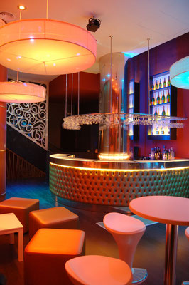 reformas de bares           Champagnería NICOL´S