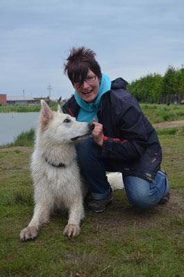Monika mit Kiraz (A-Wurf)
