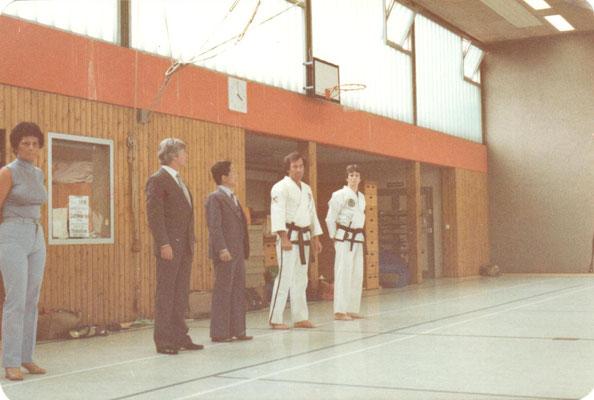 1980 - Max zum 5. Dan