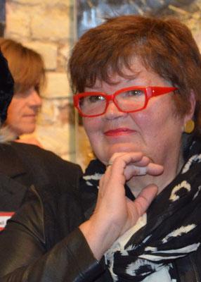 Madame la conseillère municipale Jeannine Klée