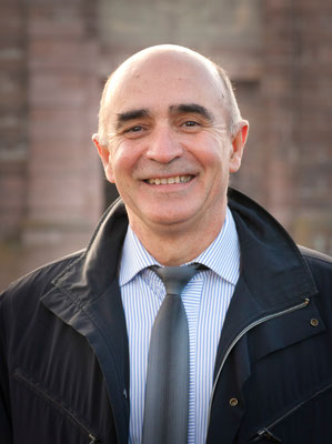 Monsieur le Maire Richard Alvarez