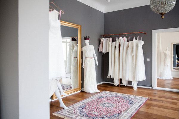 Ein Besuch Im Wundervollen Brautmodengeschaft Seeweiss Make Up