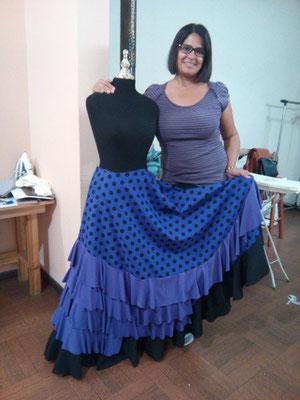 Transformación de faldas