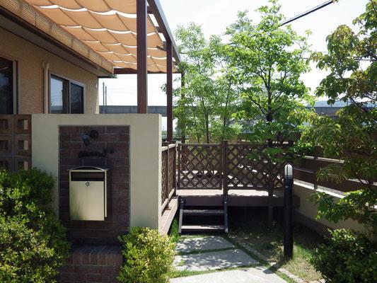 リフォームガーデン 倉敷市藤戸町 フラワーチルドレン