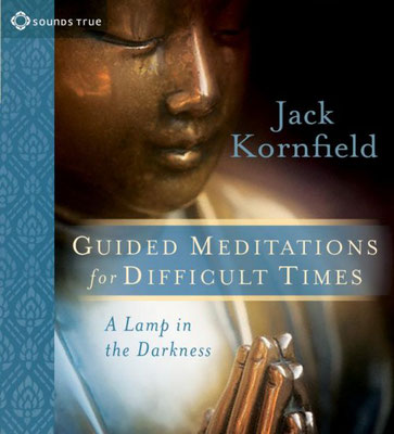 Guided Meditations for Difficult Times - CD