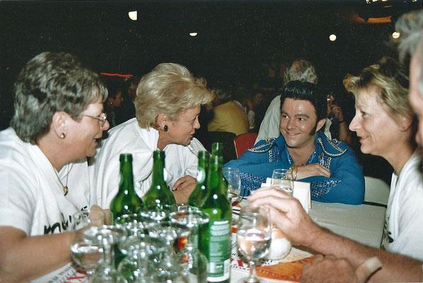 Melvis am Swiss Elvis Contest