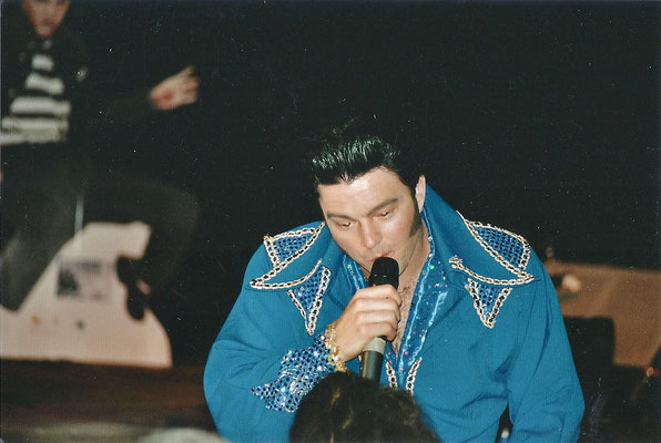 Melvis am Swiss Elvis Contest