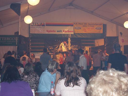 Melvis am Skifest Rothrist 11.07.2008