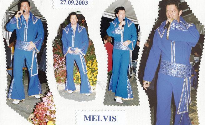 Melvis an der MAG Aarau 29.09.2003