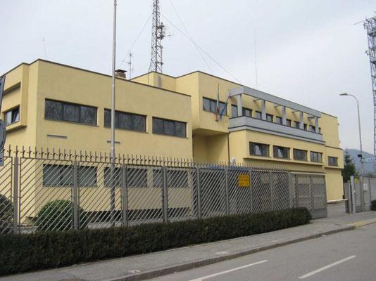 Bergamo - Caserma dei Carabinieri