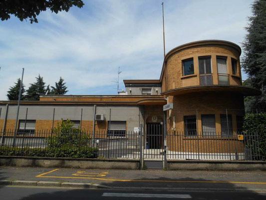 """Limbiate (MI) - Caserma dei Carabinieri """"Ex Casa del Fascio"""""""