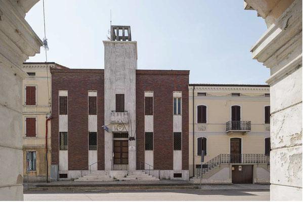 San Benedetto Po (MN) - Ex Casa del Fascio - Stazione dei Carabinieri