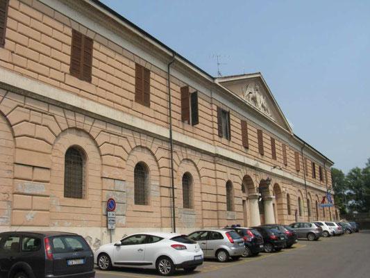 "Mantova - Ex Caserma ""Ergastolo"""