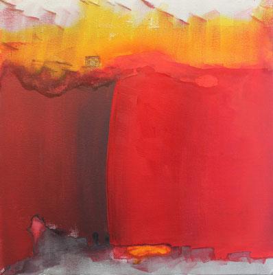 Ohne Titel Acryl auf Leinwand 50x50 cm Preis auf Anfrage