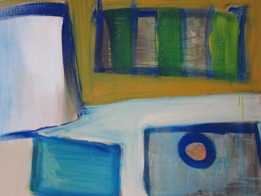 Ohne Titel Acryl auf Leinwand 60x80 cm Preis auf Anfrage