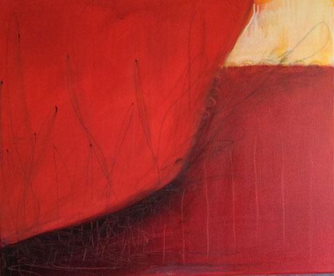 Ohne Titel Acryl auf Leinwand 50x60 cm Preis auf Anfrage