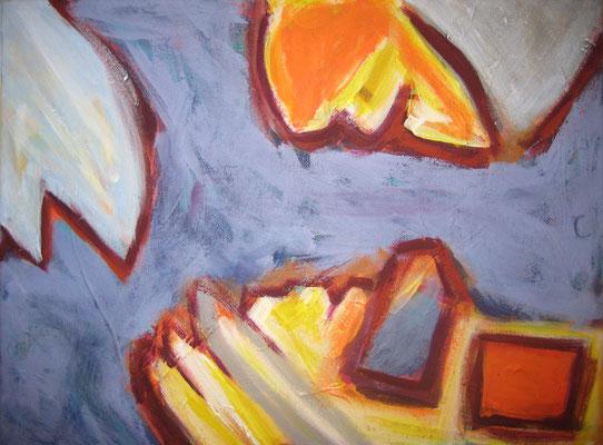 Ohne Titel Acryl auf Leinwand 20x30 cm Preis auf Anfrage