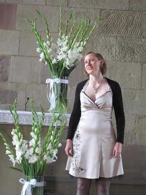 Hochzeit am 13.08.11 in Flein