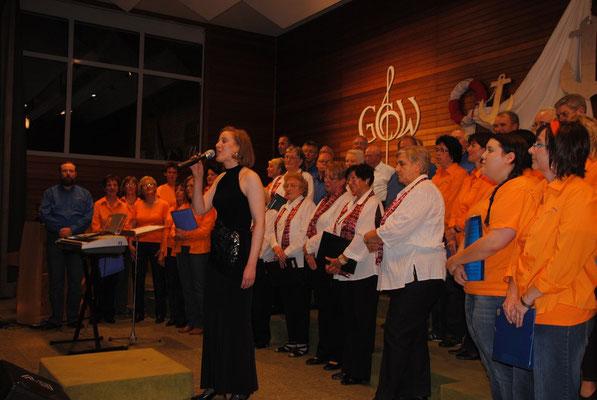 "Konzert ""Musical Highlights"" mit dem Chor cantus iuvenis am 29.10.11 in Winterlingen"