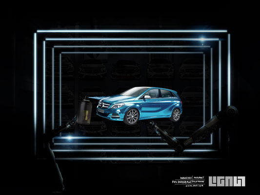 Mercedes Benz Roadshow_Styleframe Color - Peter Bartels