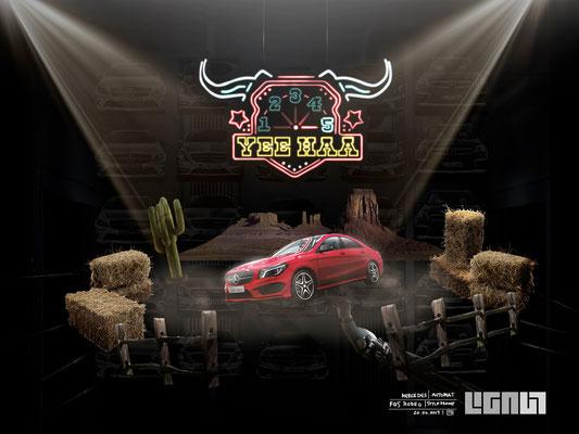 Mercedes Benz Roadshow_Styleframe Rodeo - Peter Bartels