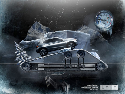Mercedes Benz Roadshow_Styleframe Ice - Peter Bartels