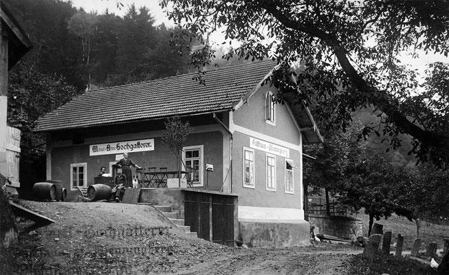 Hochgatterer - Gasthaus zum Pfenningberg