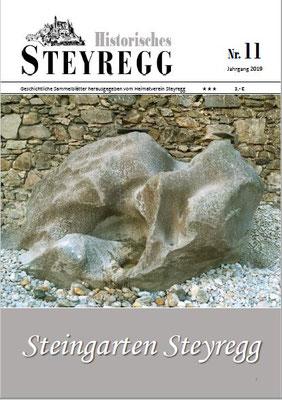 """Ausgabe 11 der Reihe """"Historisches Steyregg"""""""