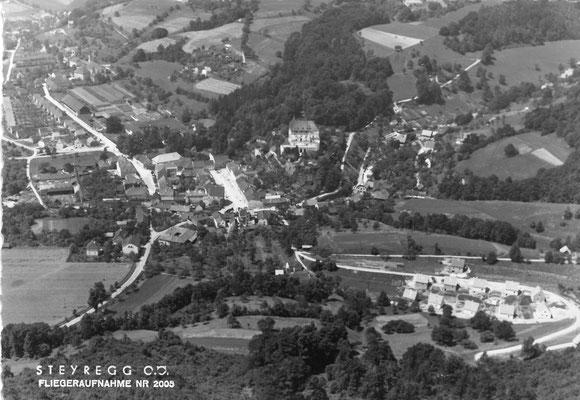 Luftaufnahme ca. 1960