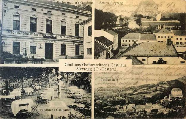 Postkarte 1912