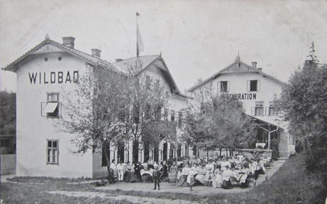 Restauration Wildbad - Pulgsrn - 1911