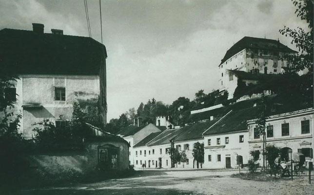 Stadtplatz 1931