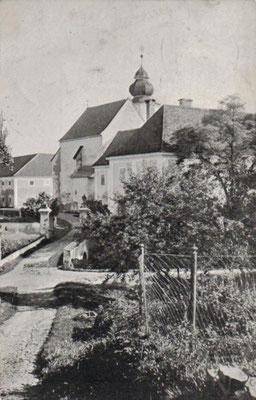 Postkarte gelaufen, ca. 1913