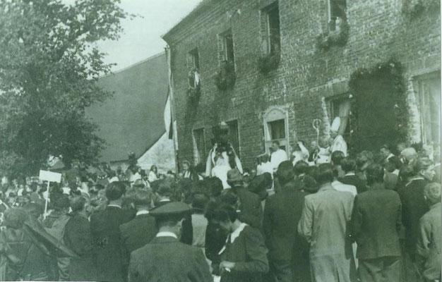 Glockenweihe 1949