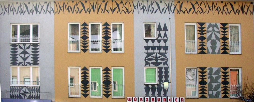 Hausbild Würzburger - Stadtplatz