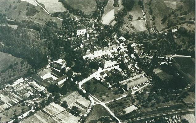 Fliegeraufnahme 1931