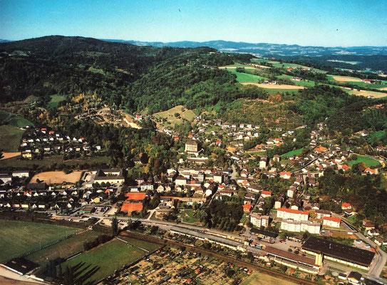 Luftaufnahme ca. 1992