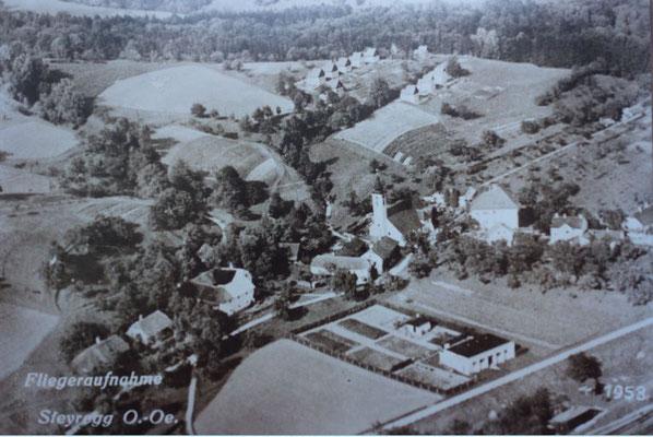 Fliegeraufnahme 1953