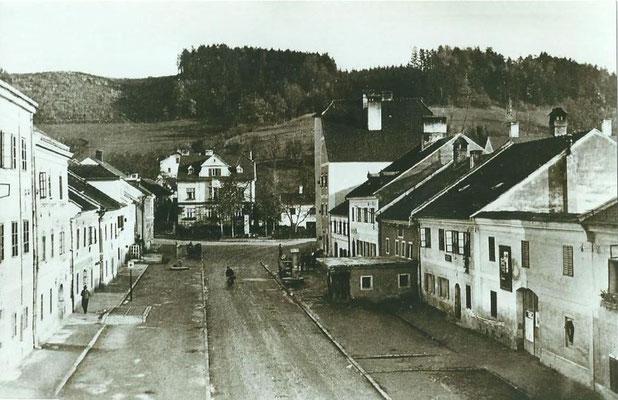 Stadtplatz 1935