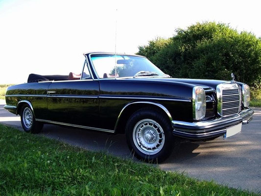 mercedes benz 280 c cabrio classic trips oldtimer. Black Bedroom Furniture Sets. Home Design Ideas